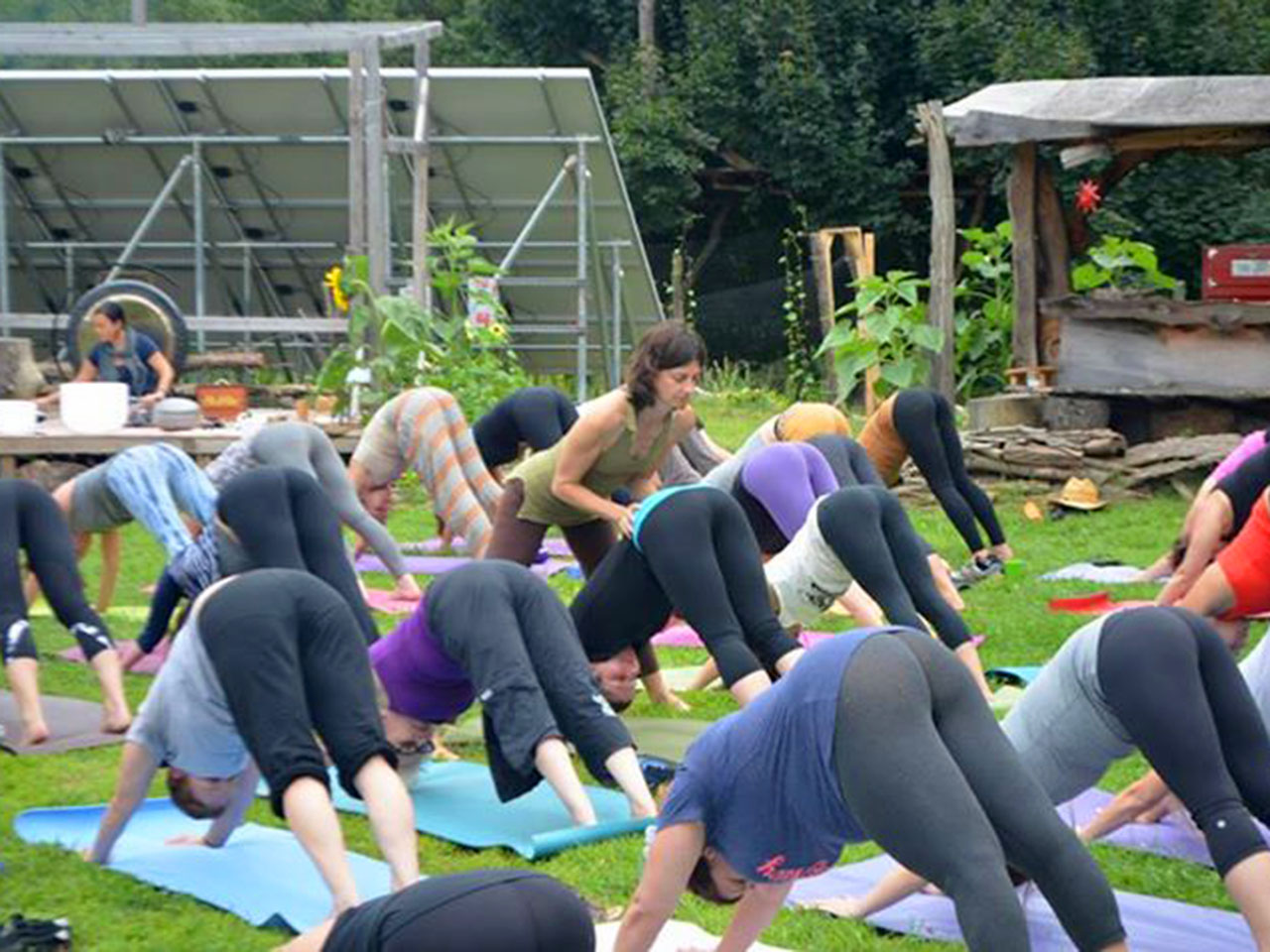 Yoga Farm Retreat